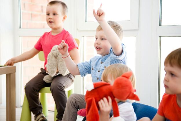 Peuterpakket kinderdagverblijf